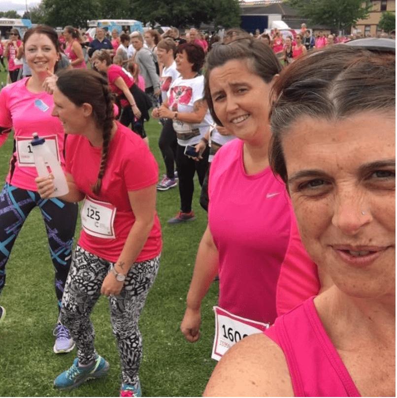 runners involve in #zero2hero