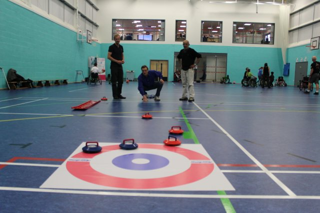indoor curling games
