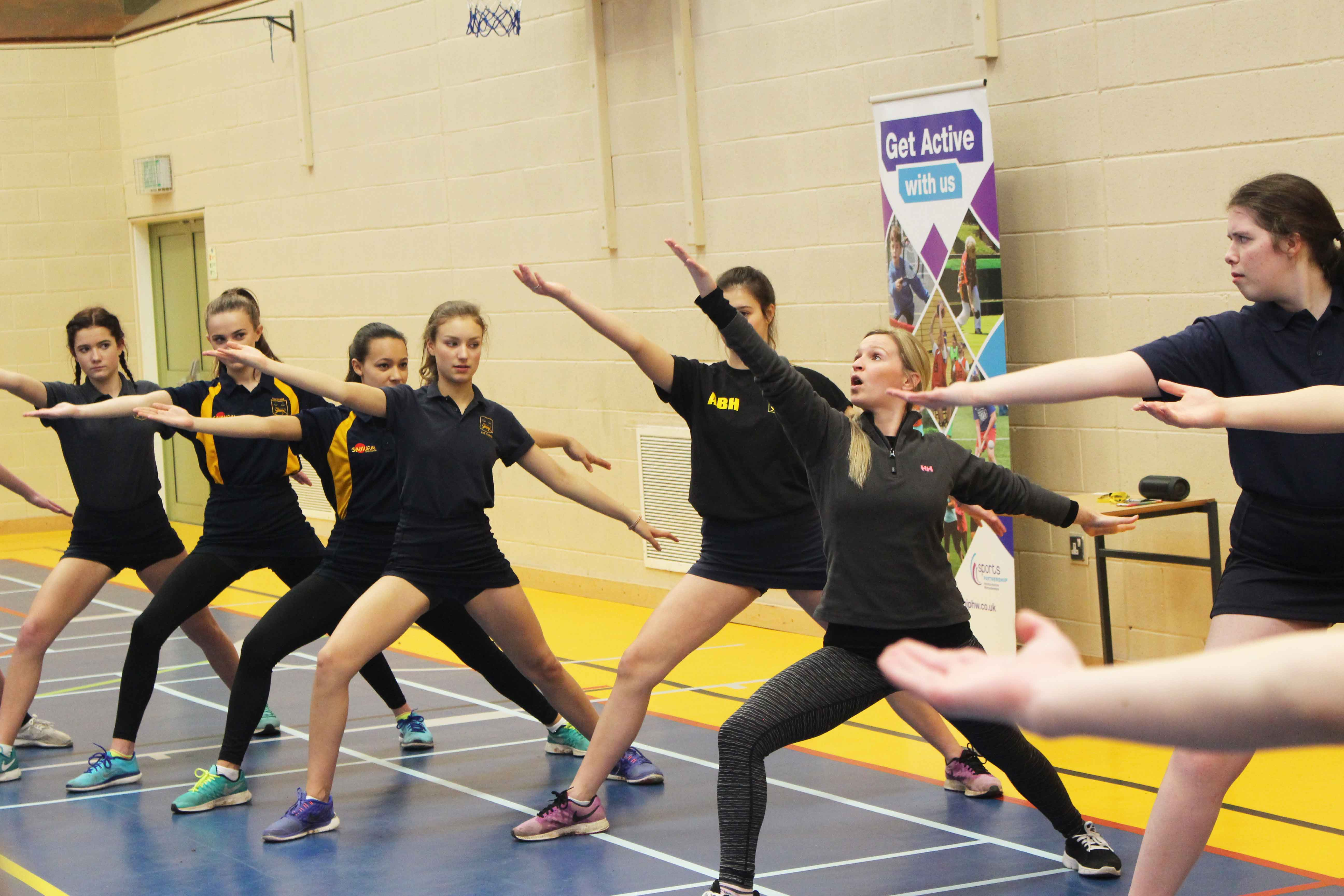 Worcs Girls Can campaign gets Worcestershire girls moving. | CSP ...