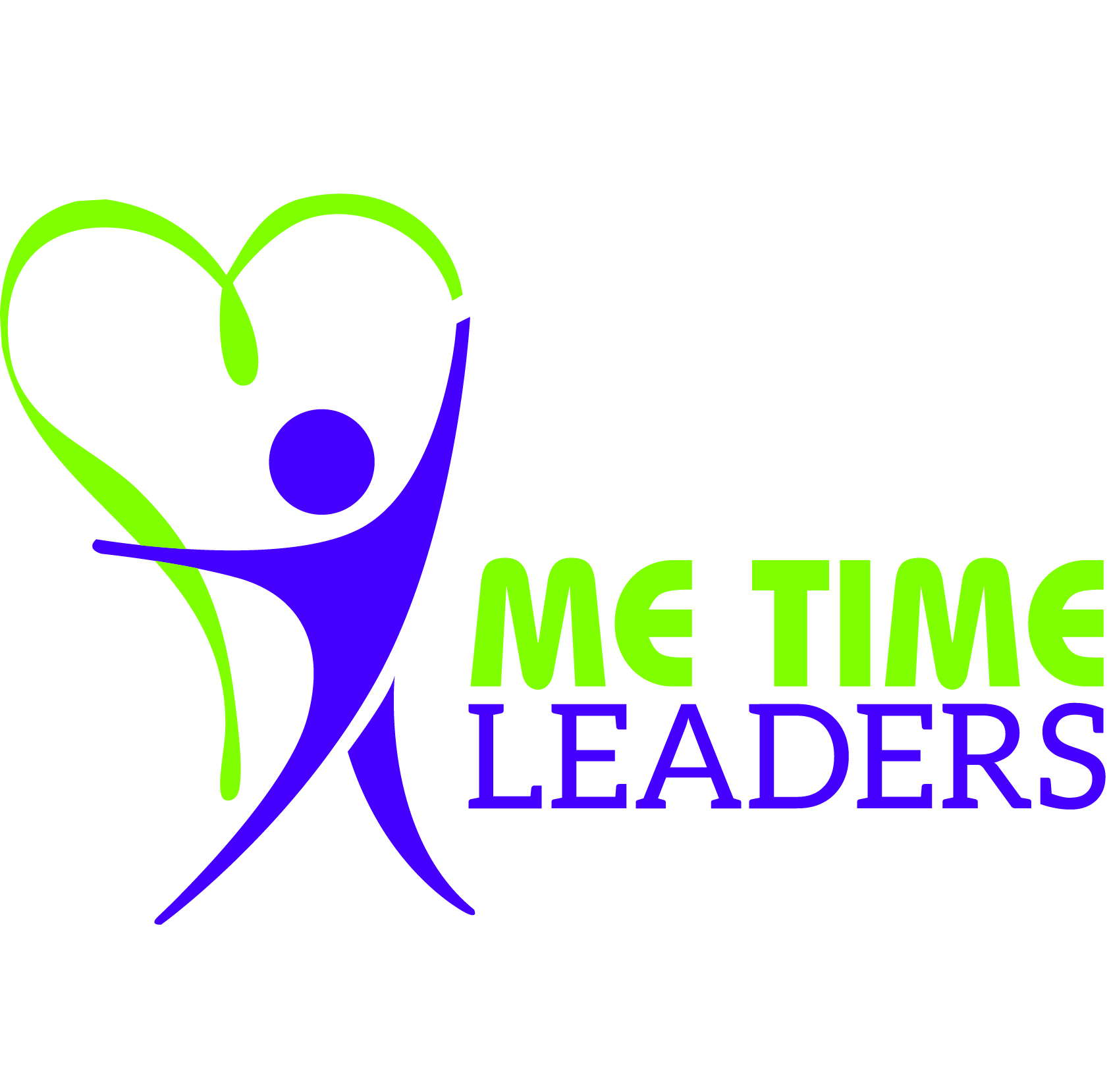 me time leaders logo
