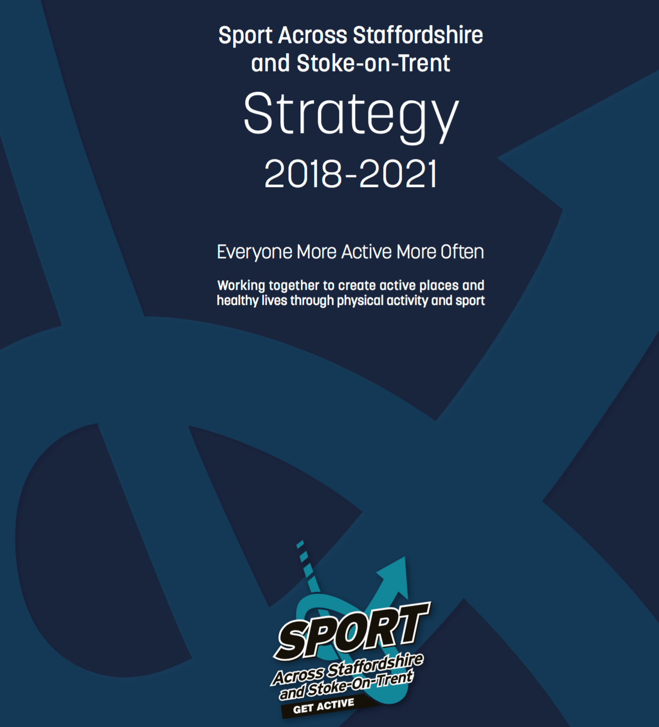 Strategy front cover