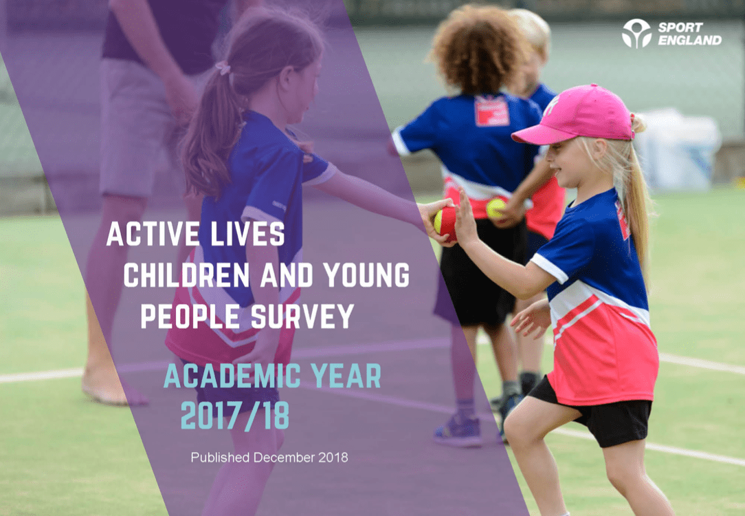 front cover of Active Lives Report