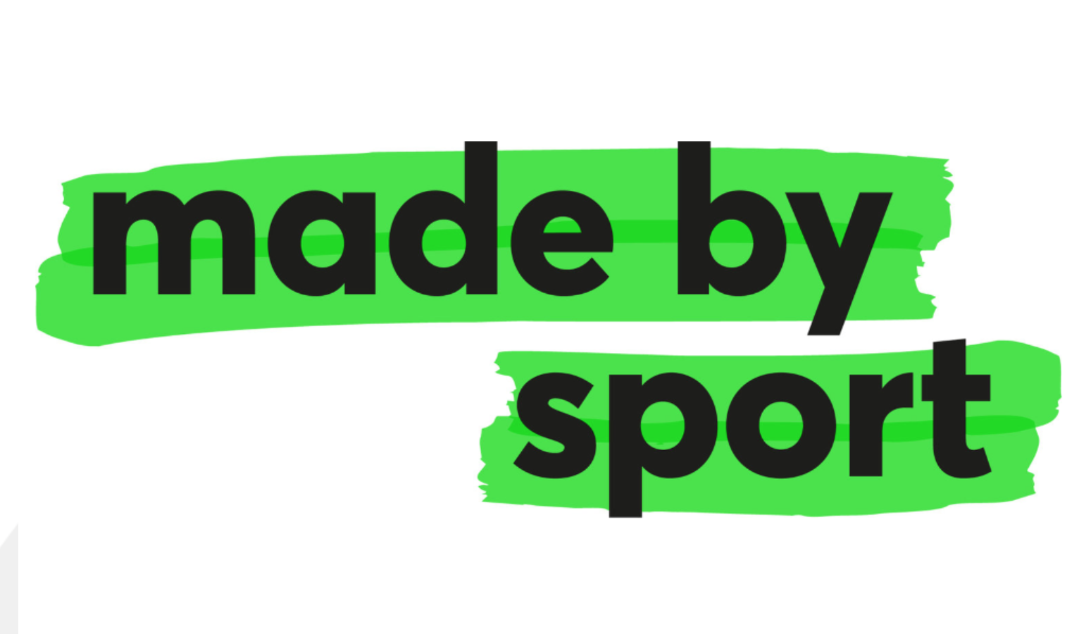 made by sport logo