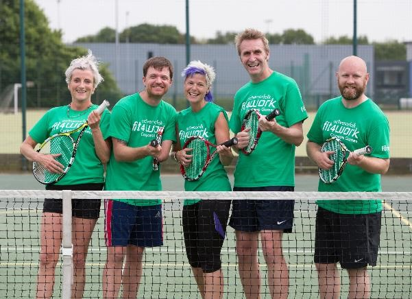 Active Norfolk Fit 4 Work Corporate Games image