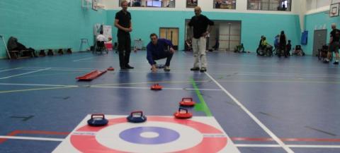 indoor curling games