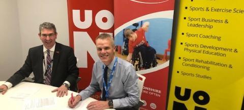 Partnership Deal Signed
