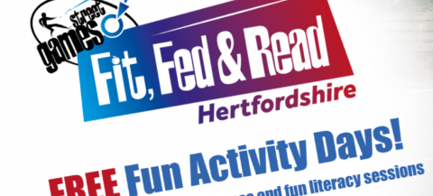 Fit, Fed and Read advert