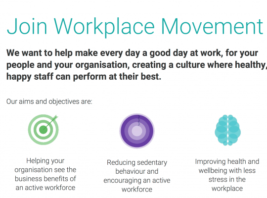 We want to help make every day a good day at work, for your people and your organisation, creating a culture where healthy, happy staff can perform at their best.