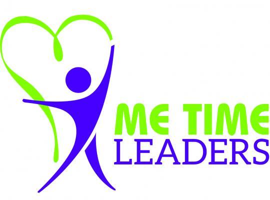 me time leaders logo