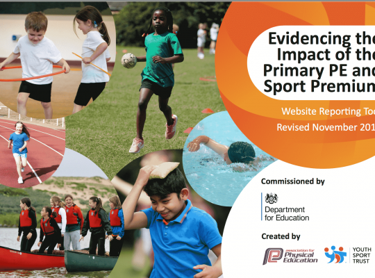 picture of front cover of report template