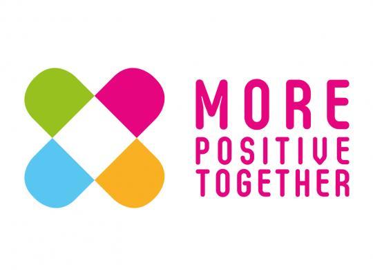More Positive Together Logo